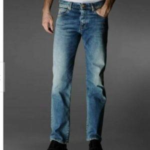 Emporio Armani Men 32 x 31 The Classic Fit Jeans